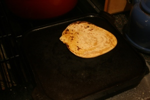 Cooking the Flabread