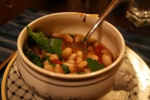 A tasty soup