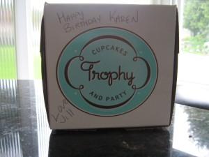 yea! Trophy!