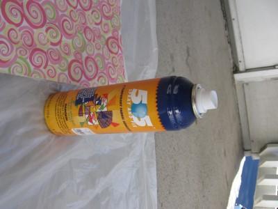 505 fabric spray