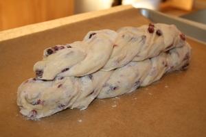 Cranberry Celebration Bread