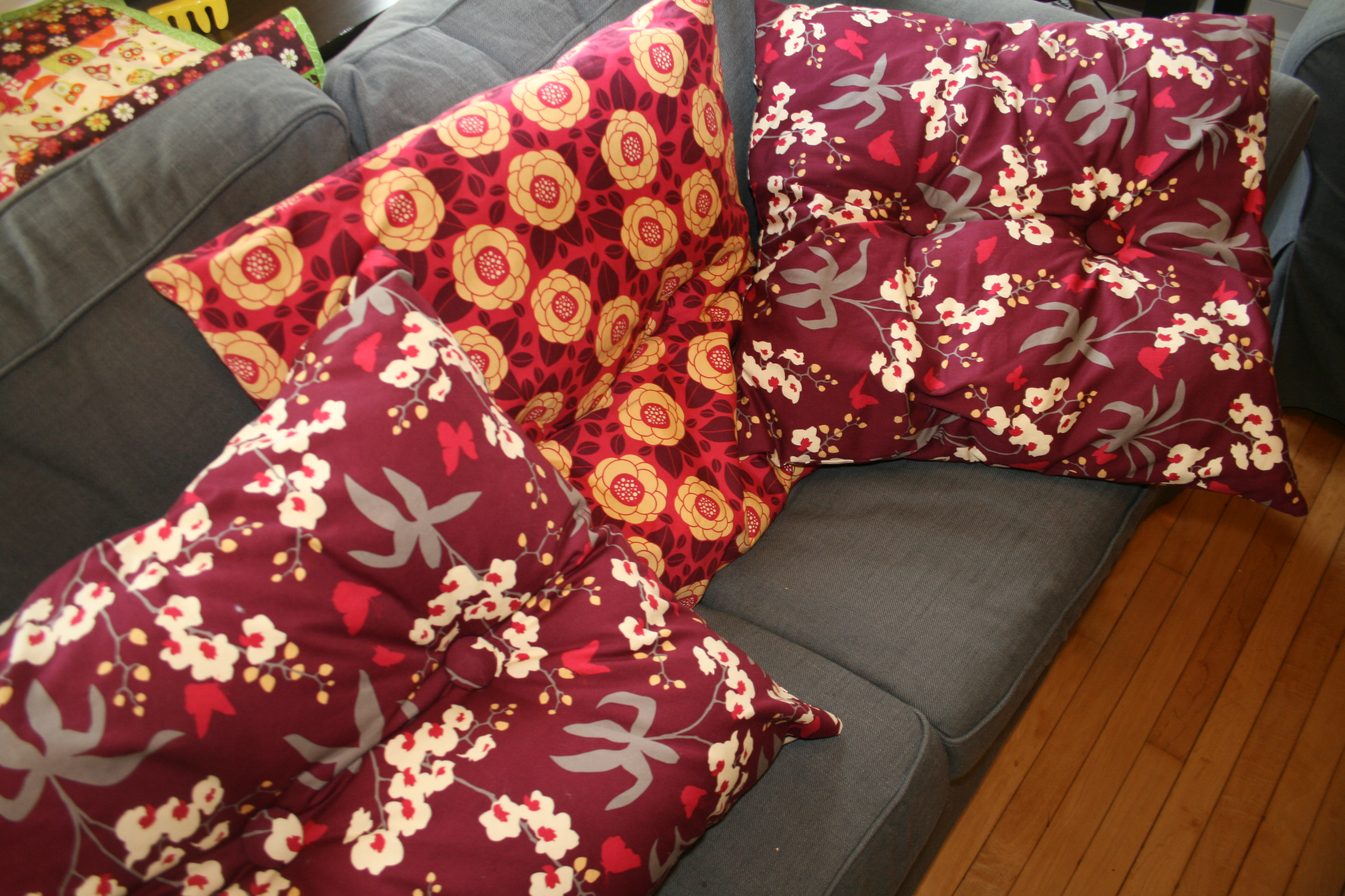 Amy Butler Home Decor Fabric Home Decor Three Clever Sisters
