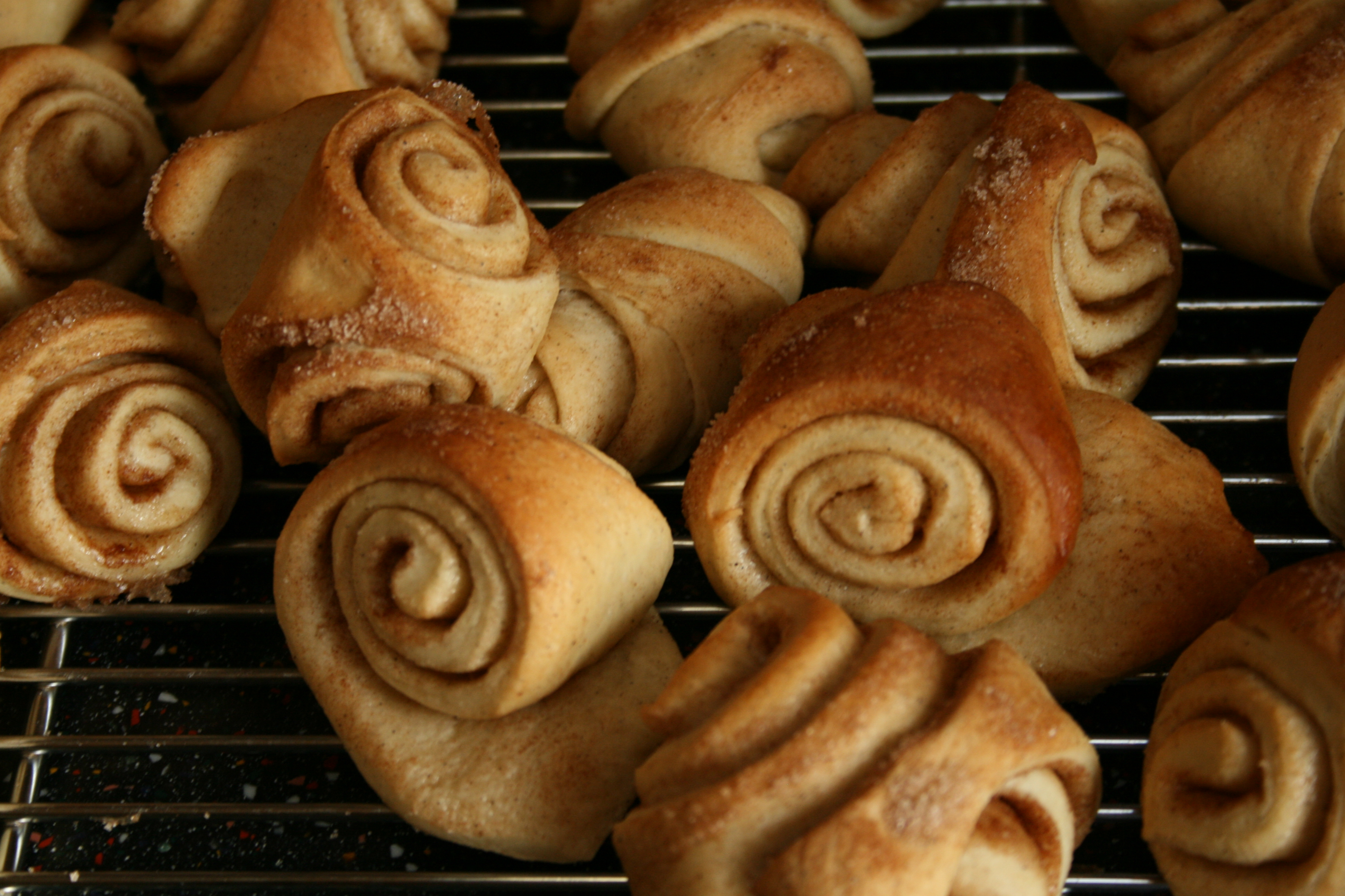 Finnish Cinnamon and Cardamom Buns | Three Clever Sisters