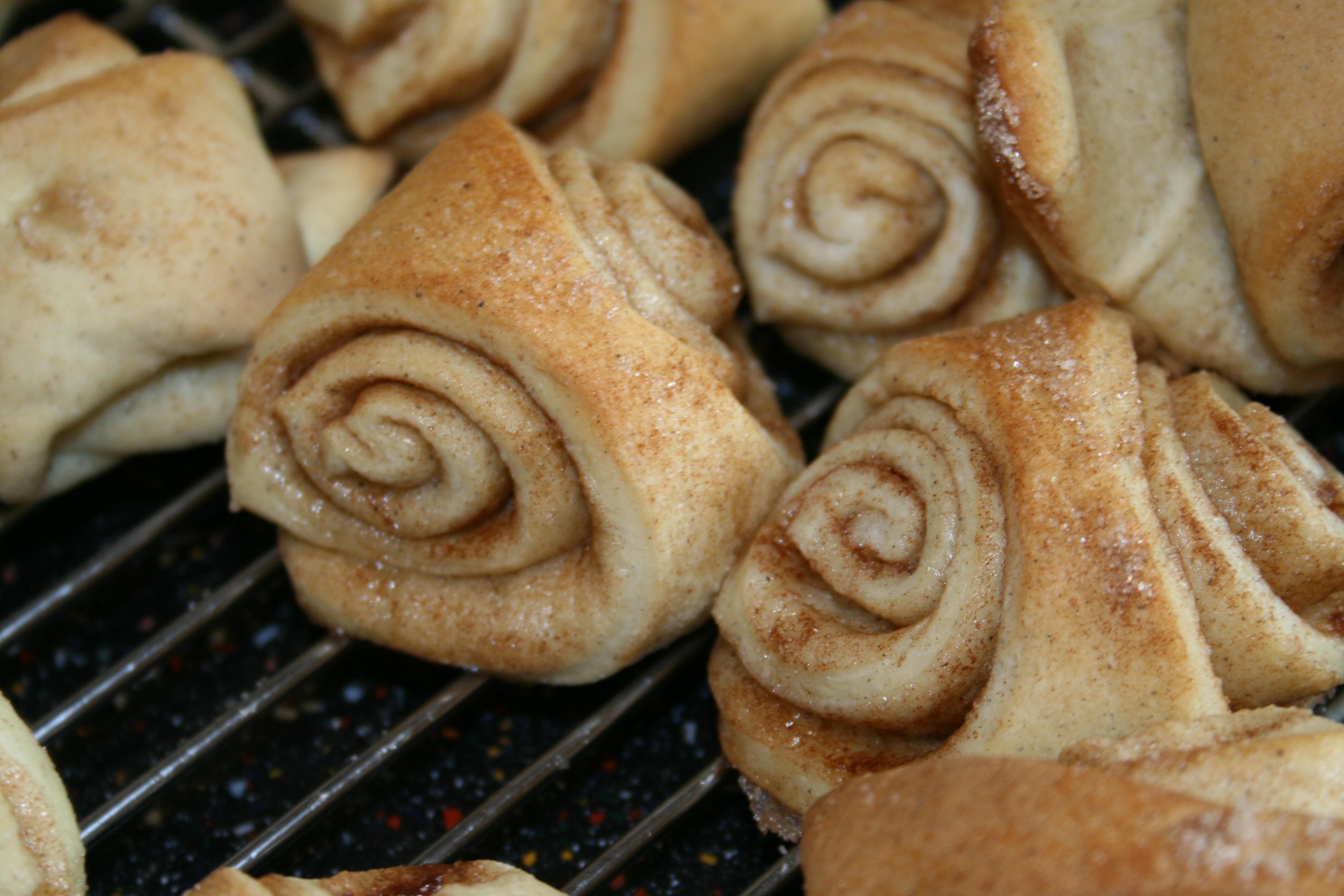 Finnish Cardamom Buns Recipe — Dishmaps